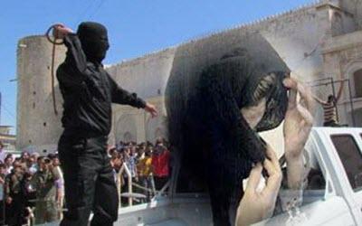 Iran regime flogs woman in public 100 times - NCRI