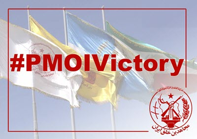 The successful completion of the Iranian opposition members (PMOI/MEK) departure from Iraq