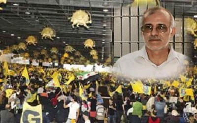 """Iran: political prisoner """"Ali Moezzi"""" congratulates the victorious relocation of PMOI"""