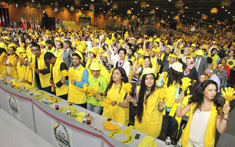 "Iranian Youth Will Attend & Support Annual ""Free Iran"" Opposition Rally"