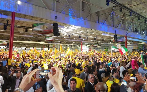 Grand Gathering of the Iranian Resistance in Paris on July 1, 2017 and the Role of Muslims in Fight Against Terrorism