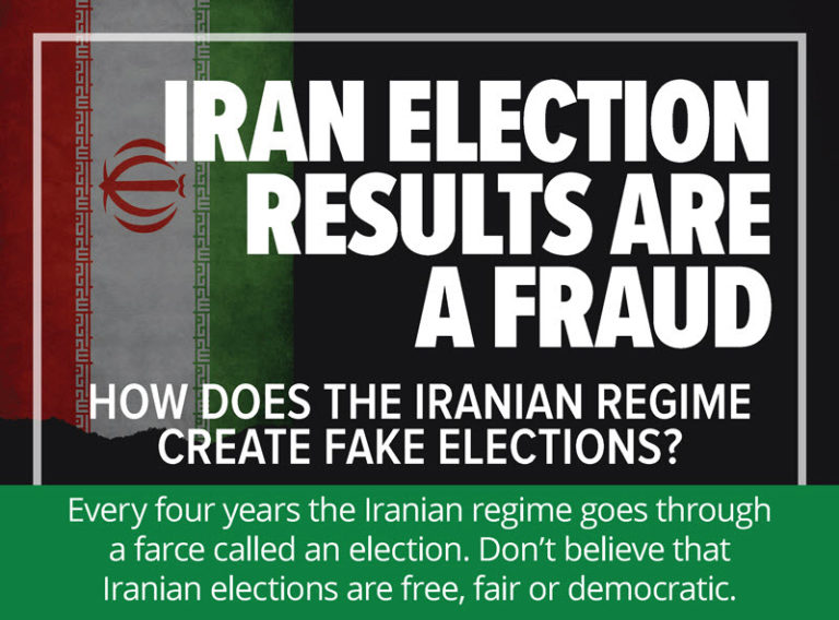Iran Election Results Are a Fraud