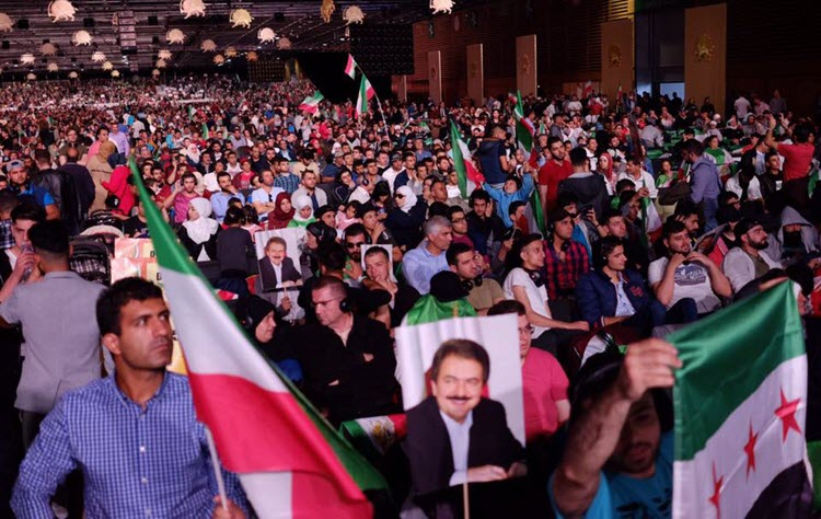 Syrian Opposition TV: Iran Regime's Overthrow Is Possible
