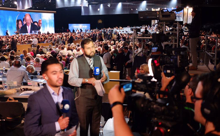 Jordan's TV: Iran Opposition Focusing on Toppling Tehran Regime