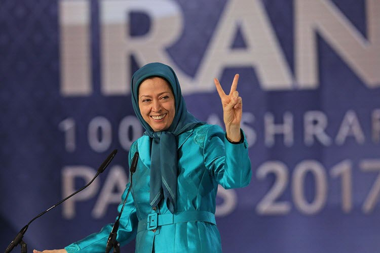 Maryam Rajavi: Regime Change in Iran Is Necessary and Within Reach, a Viable Democratic Alternative Exists