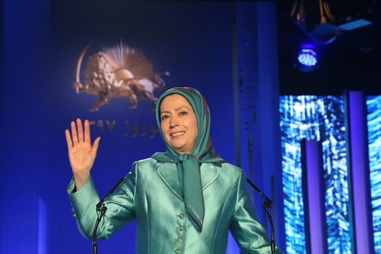 Maryam Rajavi's Nowruz Remarks: The Time Is up for Protecting This Decadent Regime and the Uprising Will Continue Until Final Victory