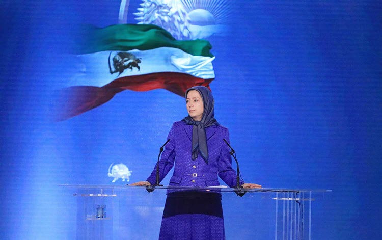 Maryam Rajavi: An Arms Embargo Against the Religious Fascism Ruling Iran Is Indispensable to Regional and Global Peace and Security.