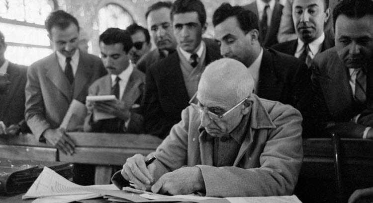 Iran: Maryam Rajavi Commemorates Dr. Mosaddegh