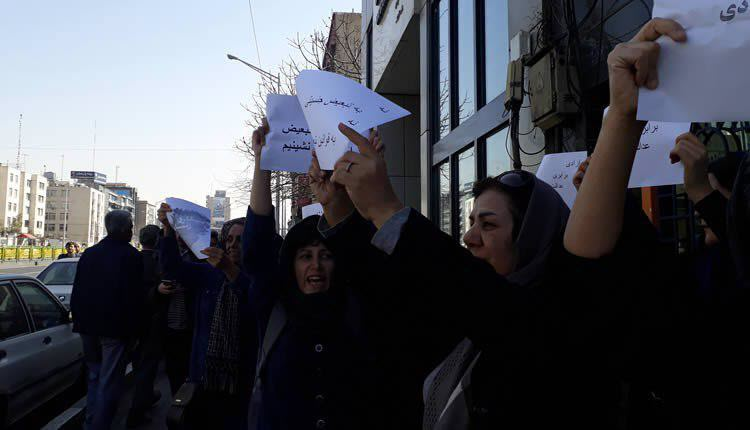 Security Forces Brutally Raid Women's IWD Gathering in Tehran