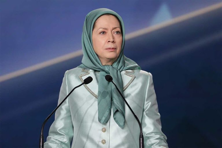 Maryam Rajavi: The enemy of Iran and all Iranians are the ruling mullahs