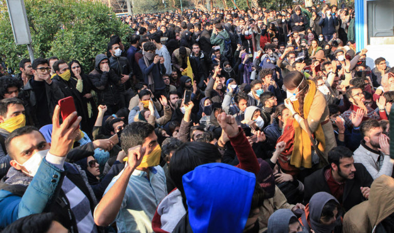 Iran: Domestic Challenges and Foreign Silence Leave the Regime Feeling Vulnerable, but Emboldened