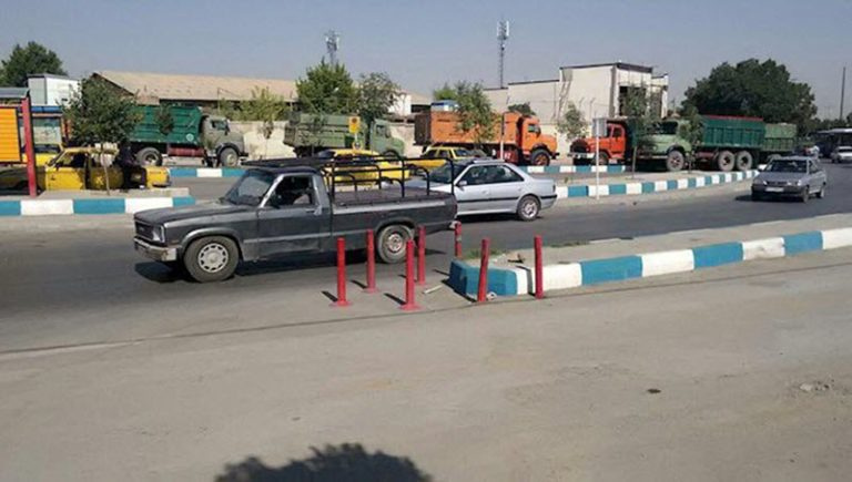 Truckers' Strike in Iran Continues