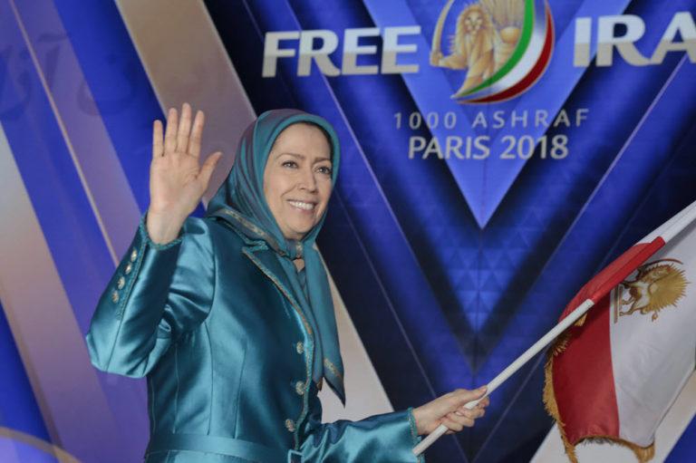 Maryam Rajavi Supports Iran Students and Educators