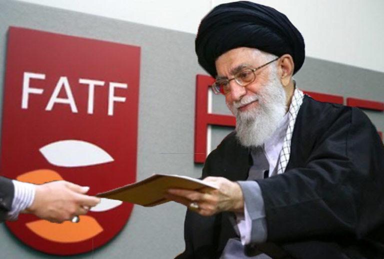 Khamenei Too Weak to Intervene Over Anti-Terror Financing Bill