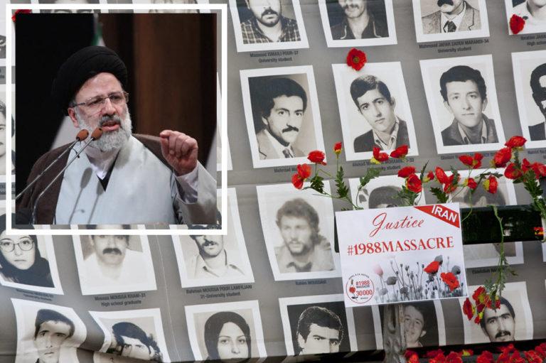 Editorial: A Mass Murderer For Iran's Regime President