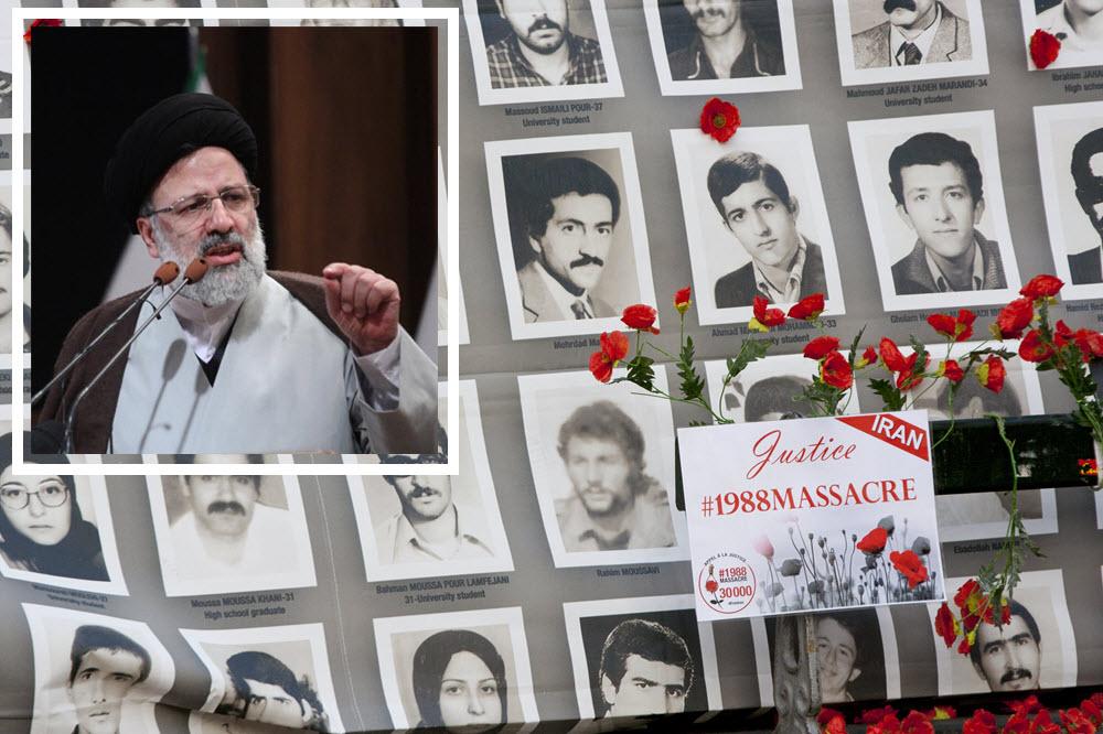 Ebrahim Raeesi, Pelaku Pembantaian Iran 1988 Menjadi Ketua Kehakiman