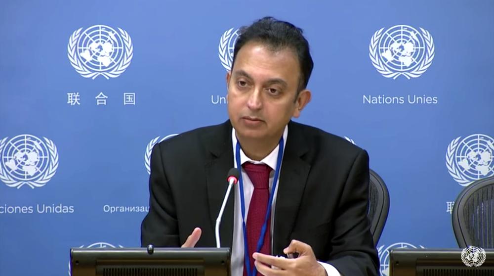 PBB Setuju untuk Perpanjangan Mandat Pelapor Khusus Iran