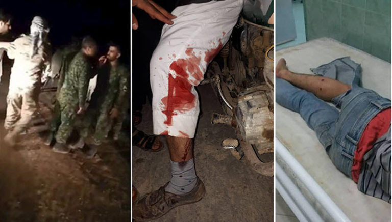 IRAN: Numerous People Wounded in Clashes Between IRGC and Flood-Stricken People in Khuzestan