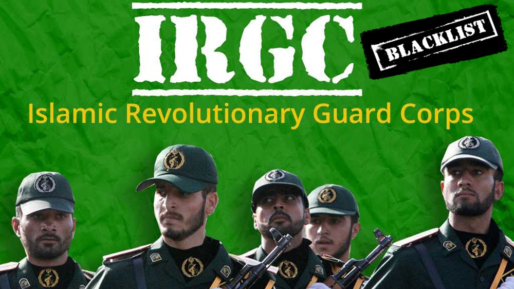 IRGC's Terror Designation by US Could Hurt Iran's Economy