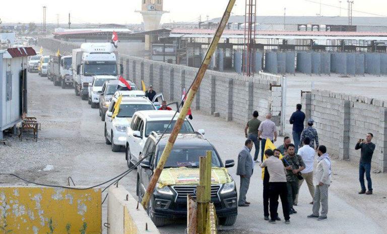 Iran Regime Deploys Suppressive Iraqi, Afghan & Pakistani Mercenaries to the Flood-Hit Areas