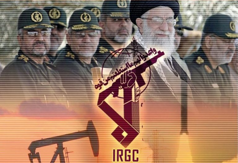 Iran Regime in Defensive Position With Demoralized Guards and Proxies