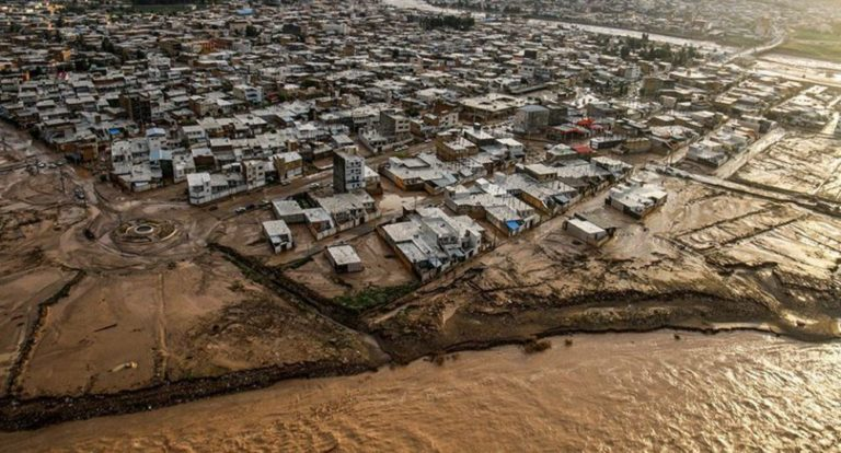 Shocking confessions about Iran regime's inaction and covering the dimensions of Flood losses