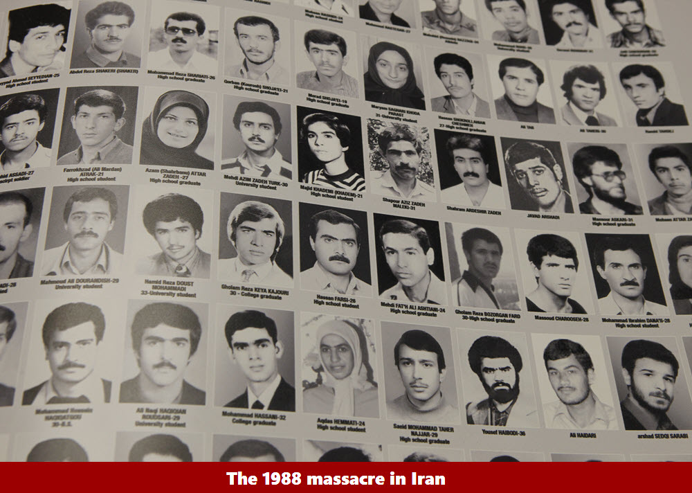 To End Iran Regime's Malign Activities, Start With Its Worst Crime