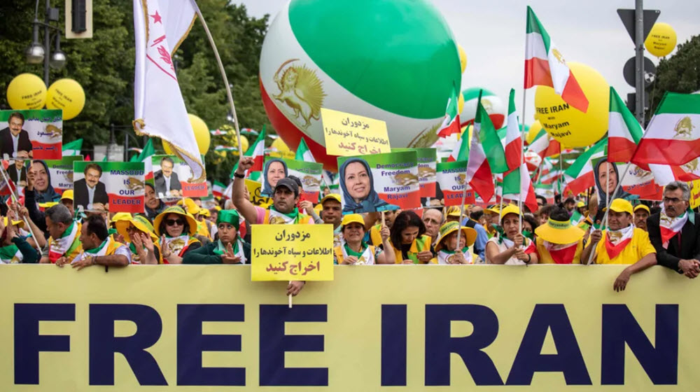 Great Rally of Iranians in Berlin
