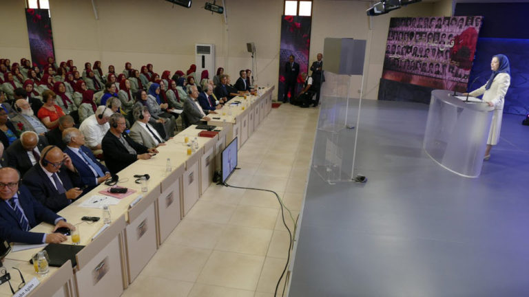 LIVE PAGE: Perpetrators of Iran's 1988 Massacre Must Be Held Accountable