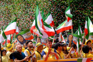 Washington Times Special Report on Free Iran 2019 March by MEK Supporters