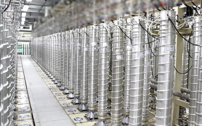 Iran regime says it has capacity to raise uranium enrichment beyond 20%