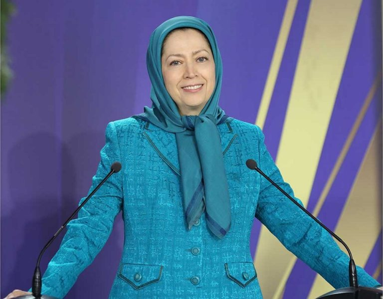 Maryam Rajavi Urges Students to Rise up and Liberate Iran From Mullahs' Occupation