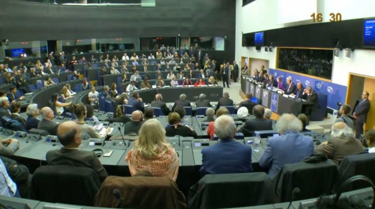 LIVE UPDATES: European Lawmakers Urge EU to Tackle Iran Regime's Human Rights Abuses