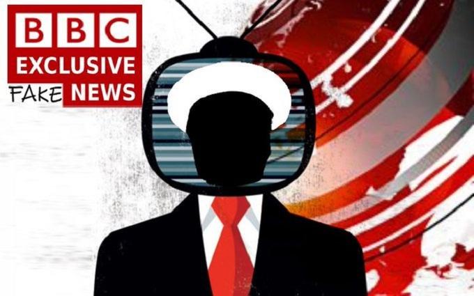 BBC Fake News in Service of Iran's Religious Dictatorship