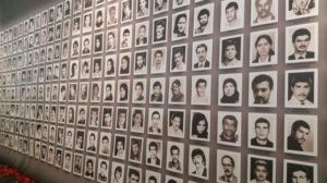 Pictures of some martyrs of 1988 massacre in Iran