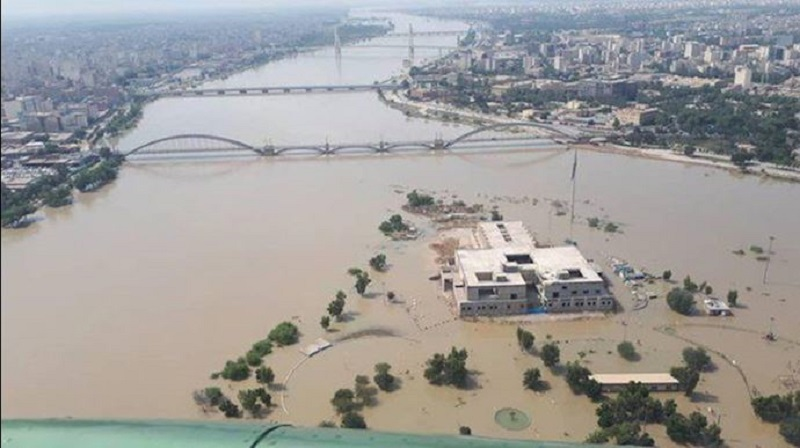As Floods Hit Iran's Cities, Regime Officials Try to Cover up Their Inaction