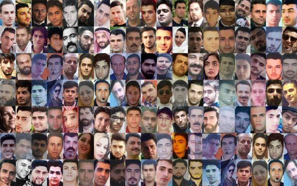 The Names of 17 Additional Martyrs of the November 2019 Uprising Identified; Currently, Identities of 828 Martyrs Are Known
