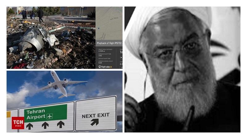 Iran: Rouhani Led a Campaign of Lying Regarding Shooting Down of Ukrainian Passenger Jet