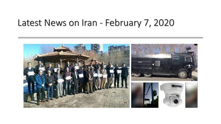 Latest News on Iran – February 7, 2020