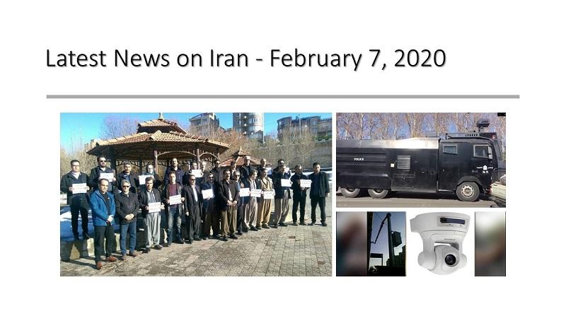 Latest News on Iran - February 7, 2020