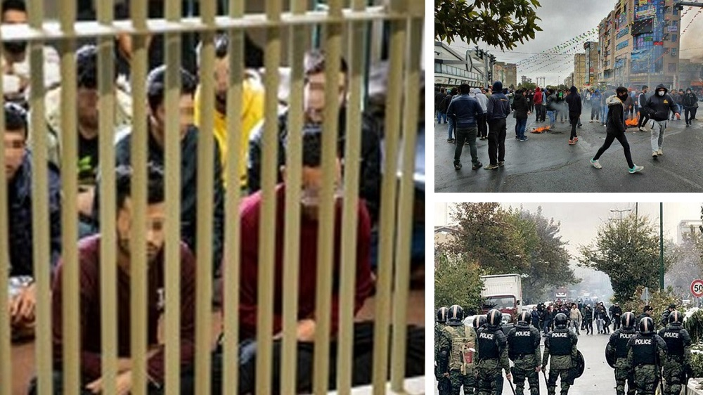 Iranian regime's so-called courts have issued Lengthy Prison Terms for Those Arrested During the November 2019 Uprising