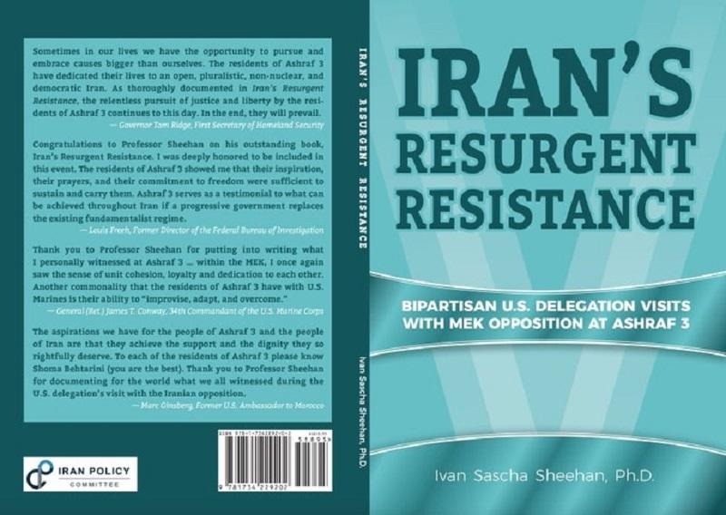 Iran's Resurgent Resistance: Bipartisan U.S. Delegation Visits the MEK at Ashraf 3