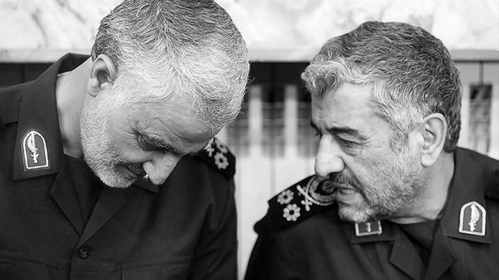 New Revelation by Former IRGC Commander of Qassem Soleimani's Role in Suppressing Iran's People