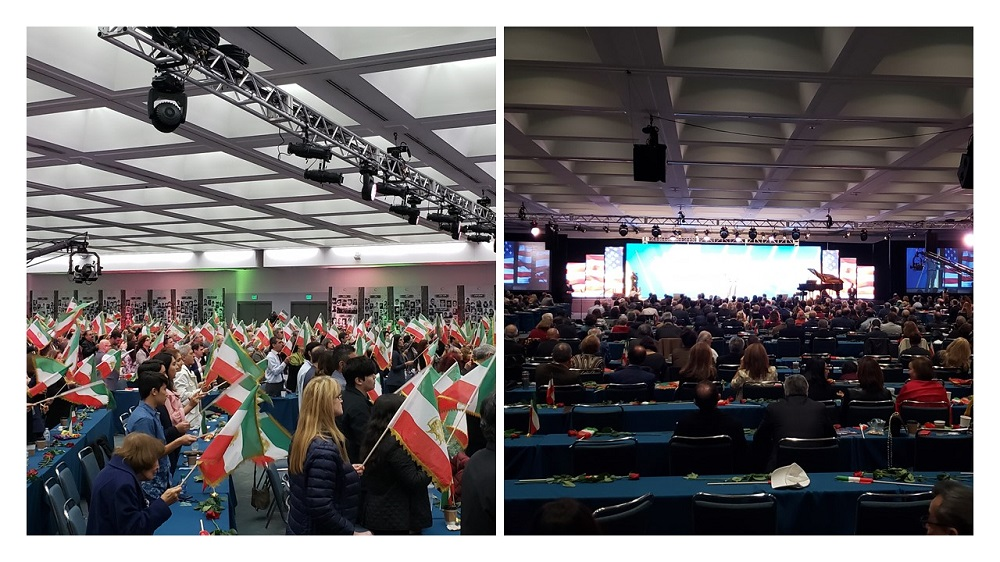 NCRI and MEK Supporters Hold Convention in California: Solidarity With Iran Protests and Airliner Victims