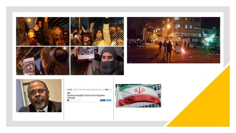 Ambassador Ken Blackwell – Iranian People's Vote Is for Regime Change