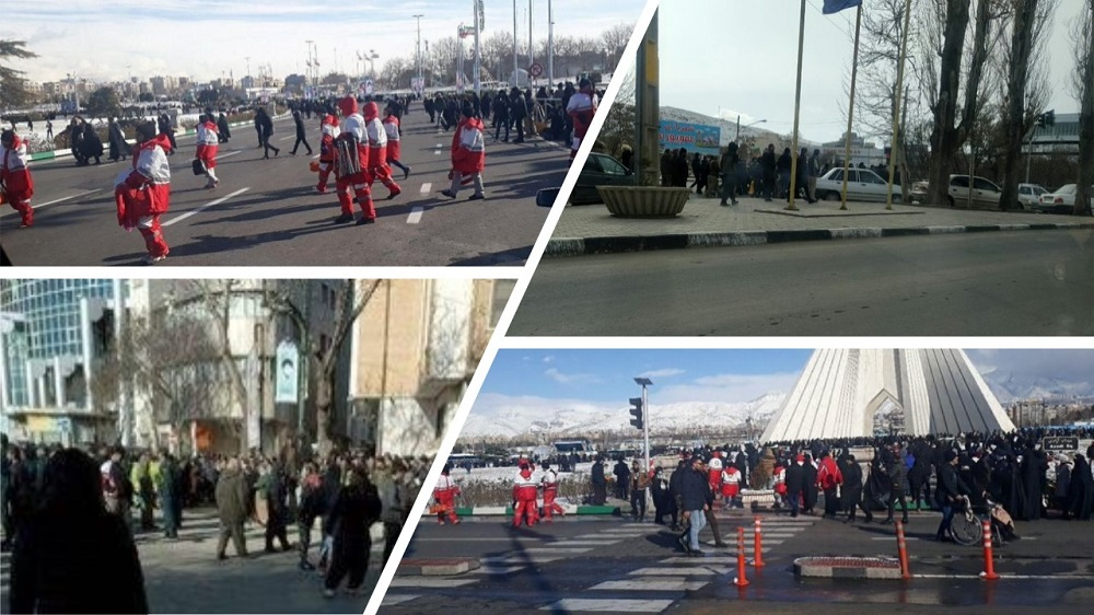 Latest News by the National Council of Resistance of Iran - February 11, 2020
