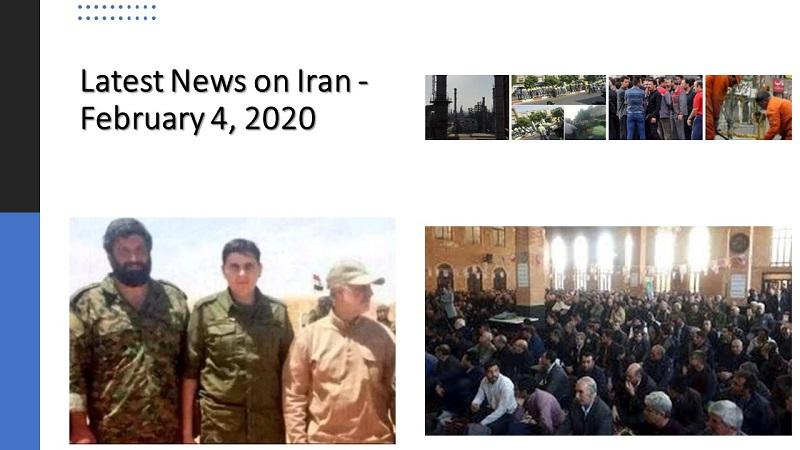 Latest News on Iran - February 4, 2020