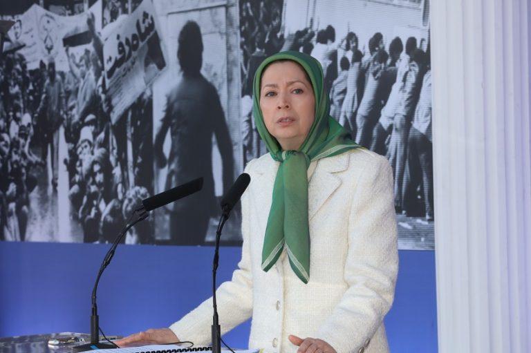 Marking the Anniversary of the 1979 Anti-Monarchic Revolution at Ashraf-3