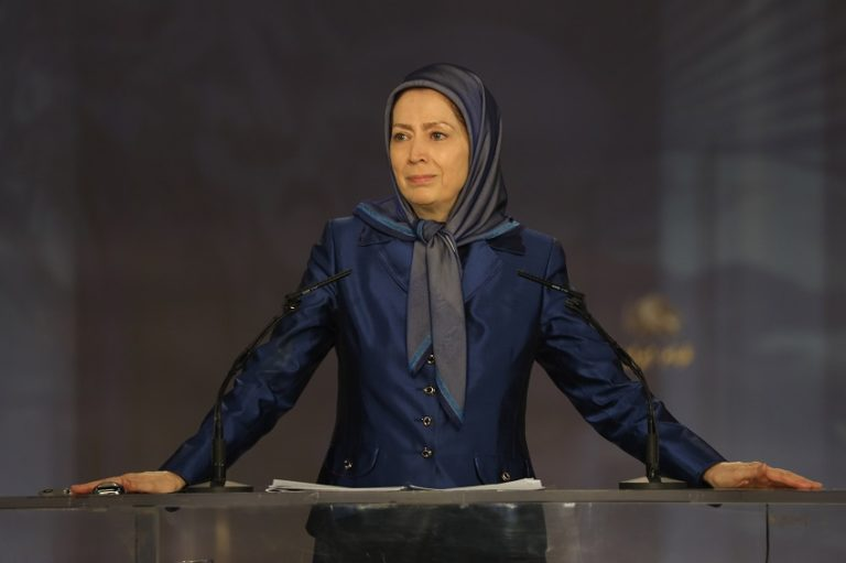 Maryam Rajavi Called For A Day Of Mourning For The Passengers Of The Plane Shot Down By The Regime