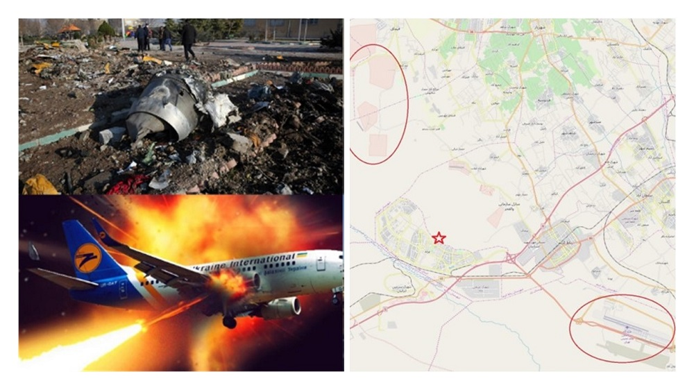 New information on the downing of the Ukrainian passenger plane by the Iranian regime
